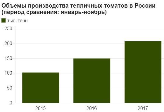 Турецкие томаты вернулись на русские  прилавки