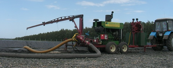 оборудование для органических удобрений