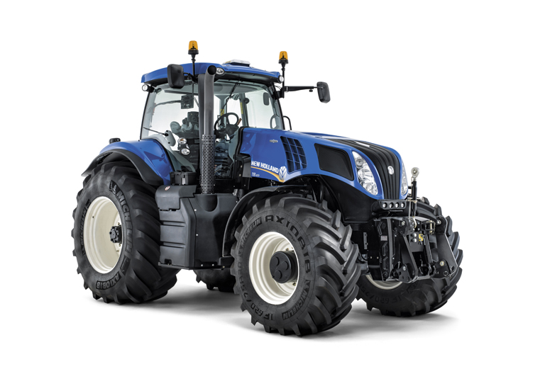 Трактор New Holland T8.360 - фото