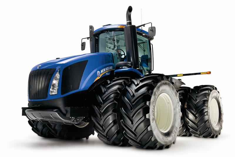 Трактор New Holland T9.505 - фото