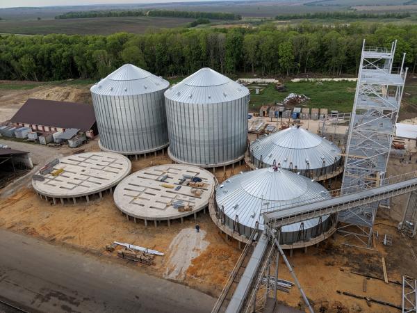 Строительство элеватора в россии профстандарт машинист конвейера