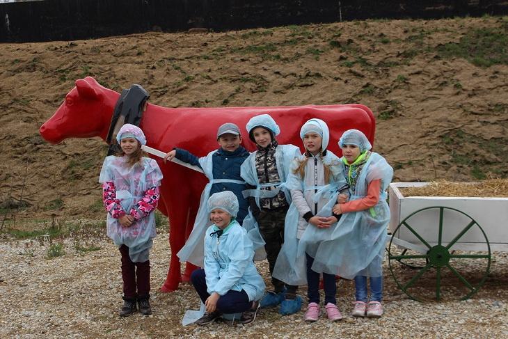 детские экскурсии на ферму