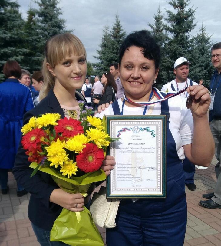 доярка из Томской области победитель конкурса машинного доения