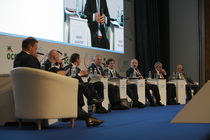 III Международный молочный форум проходит вПодмосковье
