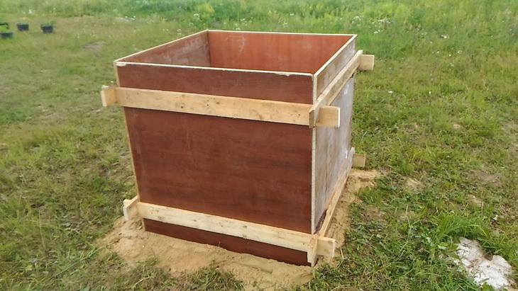 люпин кормовой ящик для сенажа