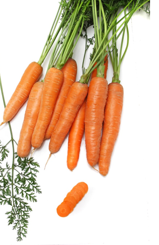 морковь надежда