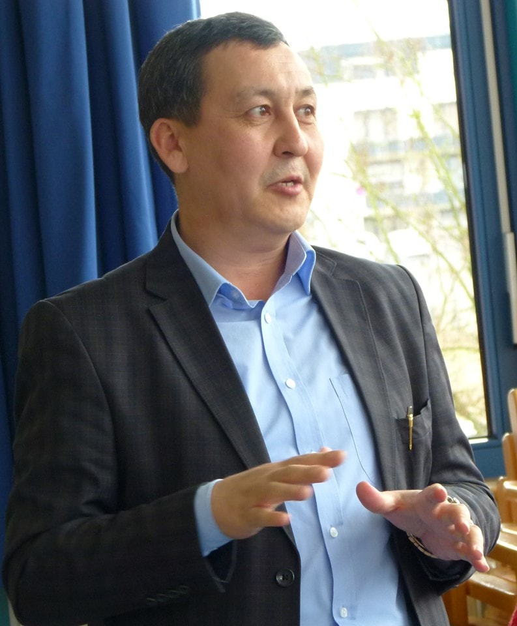 Ниязбек Калимов