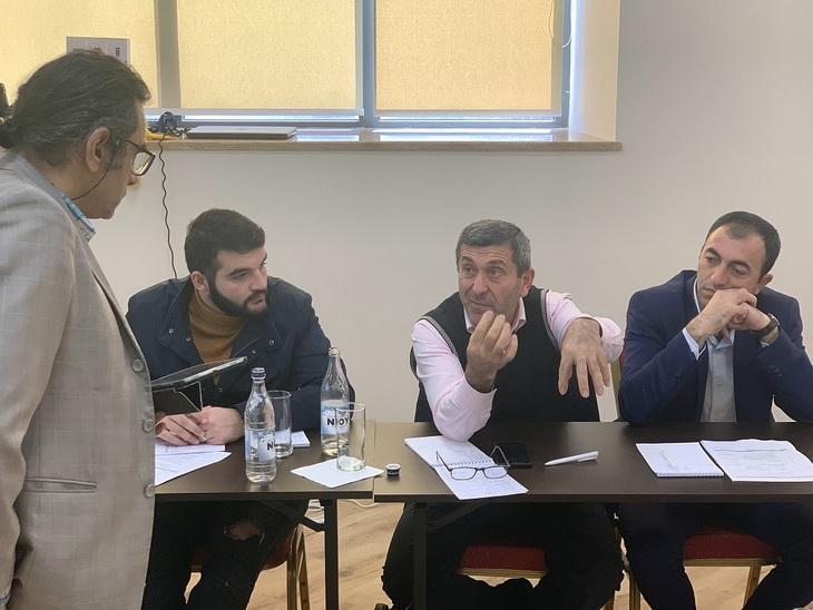органические фермеры Армения