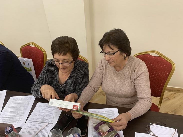 органические фермеры в Армении