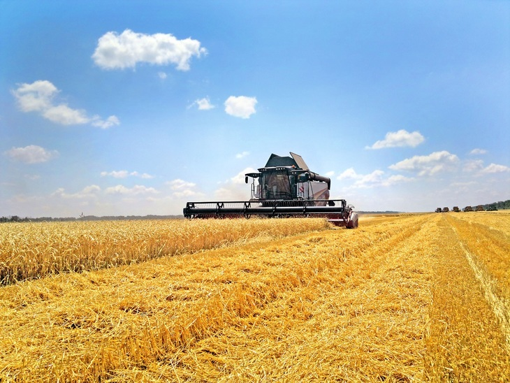 Экспорт российской сельхозтехники вырос за 6 месяцев 2021 года на 35%