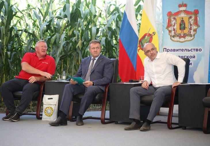 К 2030 году посевные площади в Рязанской области увеличатся до 1 млн 300 тысяч га