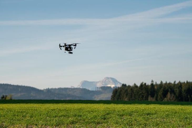 Израильская компания разработала летающих роботов для сбора фруктов