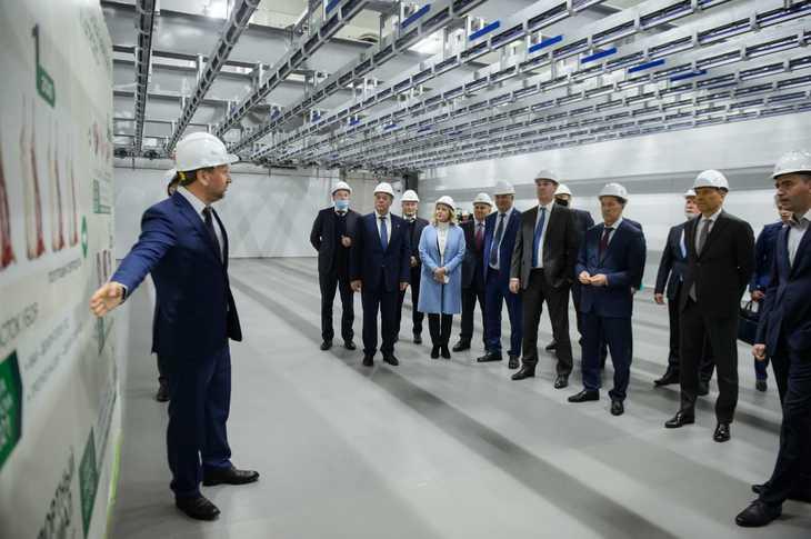 В Воронежской области состоялся технический запуск линии мясоперерабатывающего завода с высоким потенциалом экспорта