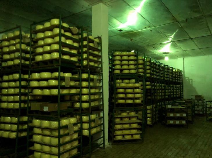 склад сыр