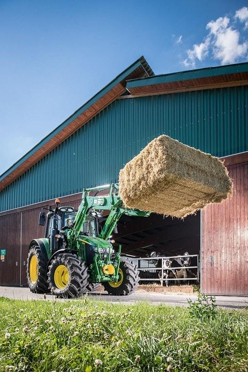 тракторы средней мощности