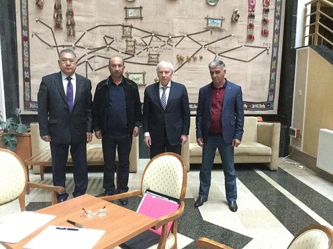 Щелково Агрохим строит новый завод в Узбекистане